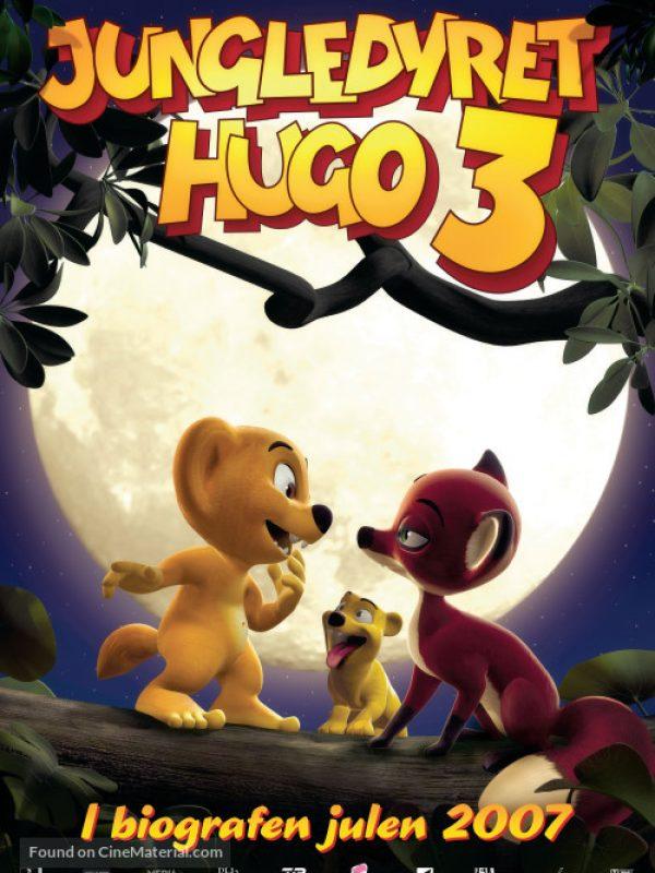 Jungledyret Hugo 3