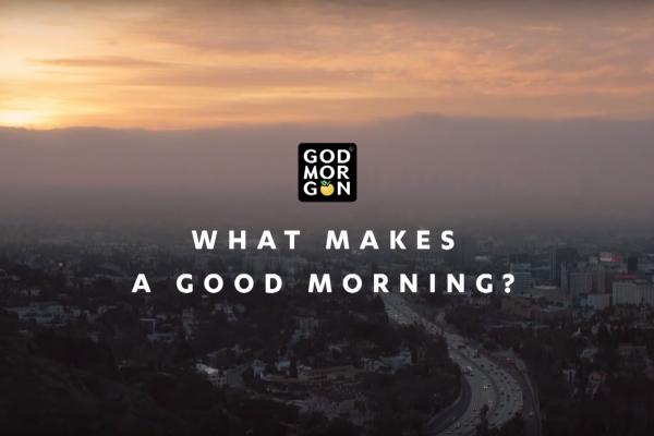 God Morgon