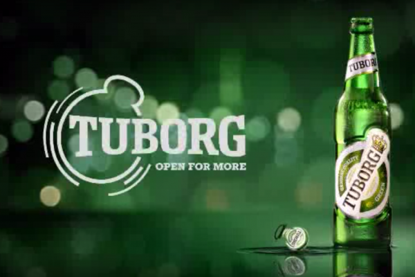Tuborg Spinning Bottle
