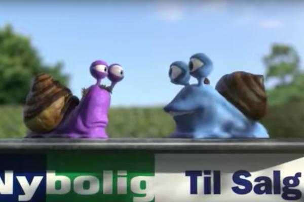 Nybolig – Snegle