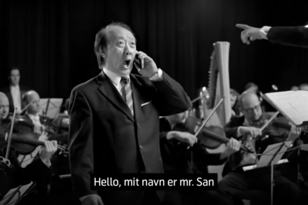 "Telenor – Opera ""Mr. San"""