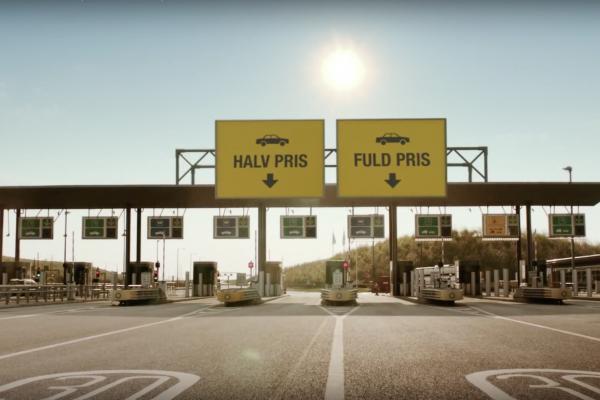 Øresundsbroen – Halv pris med Bropas