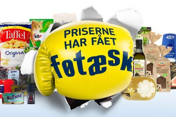 Føtex – Føtæsk Campaign
