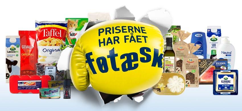 Føtex Føtæsk Campaign Supersonic