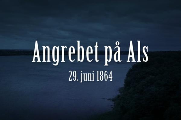 Angrebet på Als 29. juni 1864