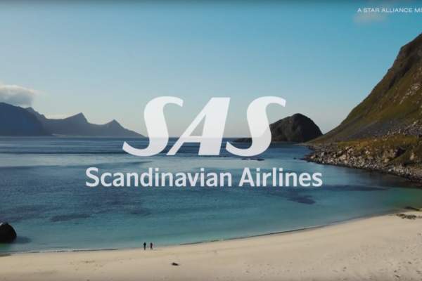 SAS – Scandinavia Starts at Take Off