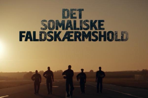 Det Somaliske Faldskærmshold