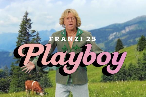 Franzi 25 – Playboy