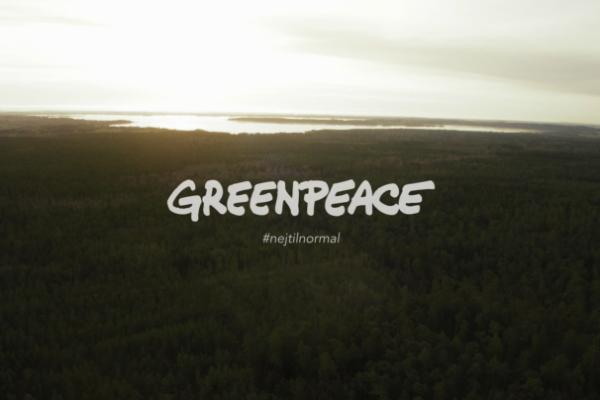 Greenpeace – Nej til Normal